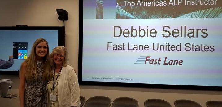 DebbieSTopNetAppInstructor