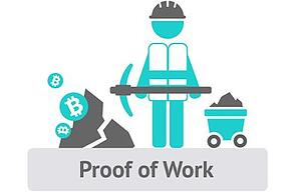 Proof-of-work (PoW)